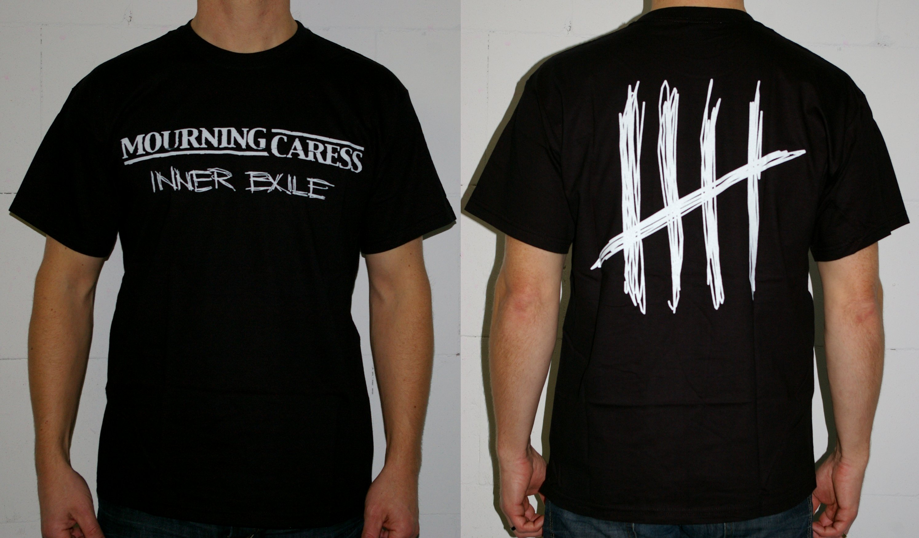 Mourning Caress T-Shirt Inner Exile
